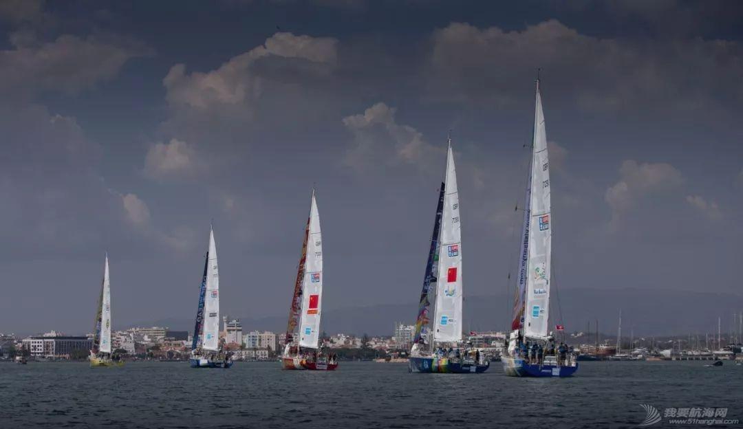 埃斯特角号引领船队巡游,赛程2正式开始w8.jpg