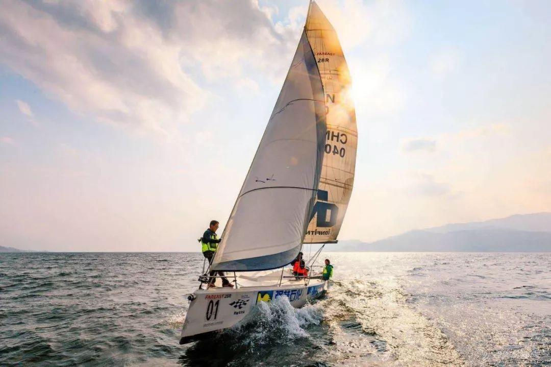 来「天空之海」和我们一起扬帆