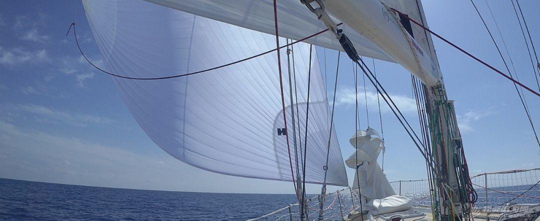 赛程2第4日:加纳利群岛海域畅快航行