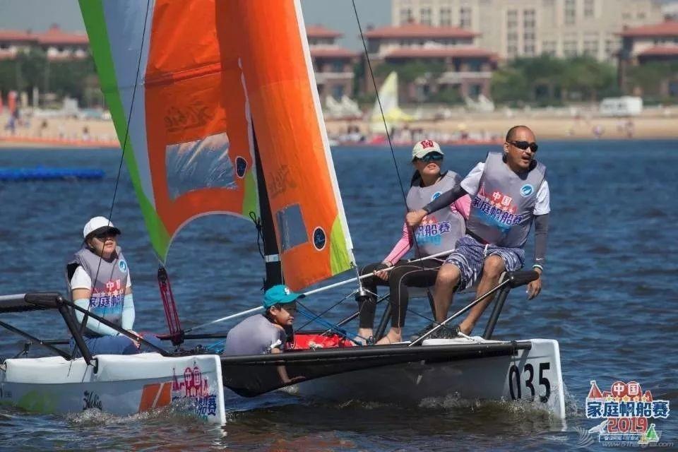 家帆赛、一起嗨!2019中国家庭帆船赛三亚首站选手报到w3.jpg