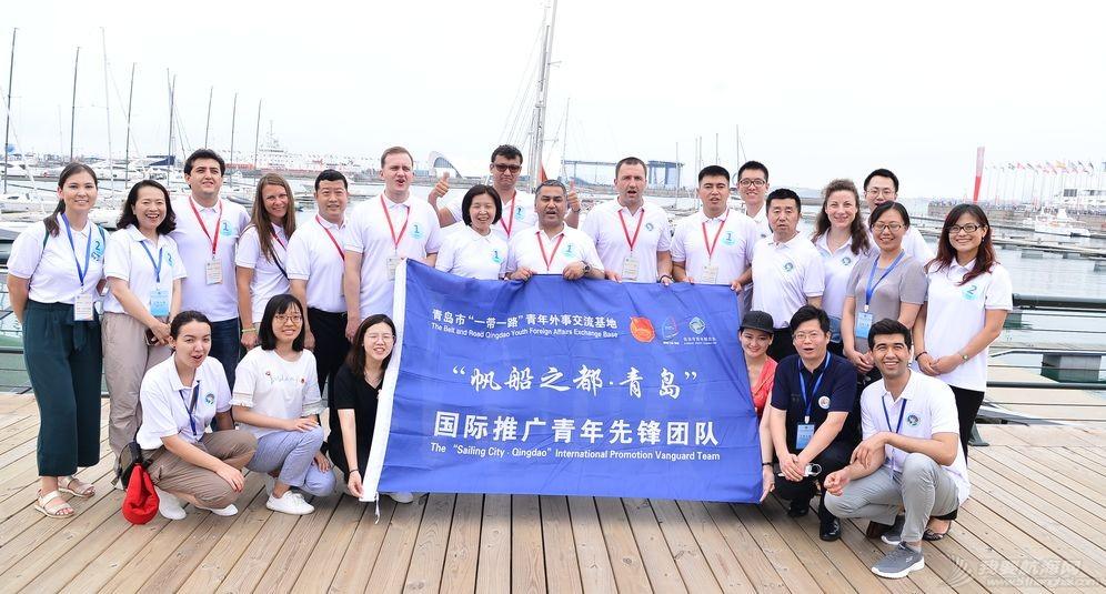 """青岛港""""远东杯""""上海合作组织青年队:扬起青春之帆,助力上合发展!w31.jpg"""