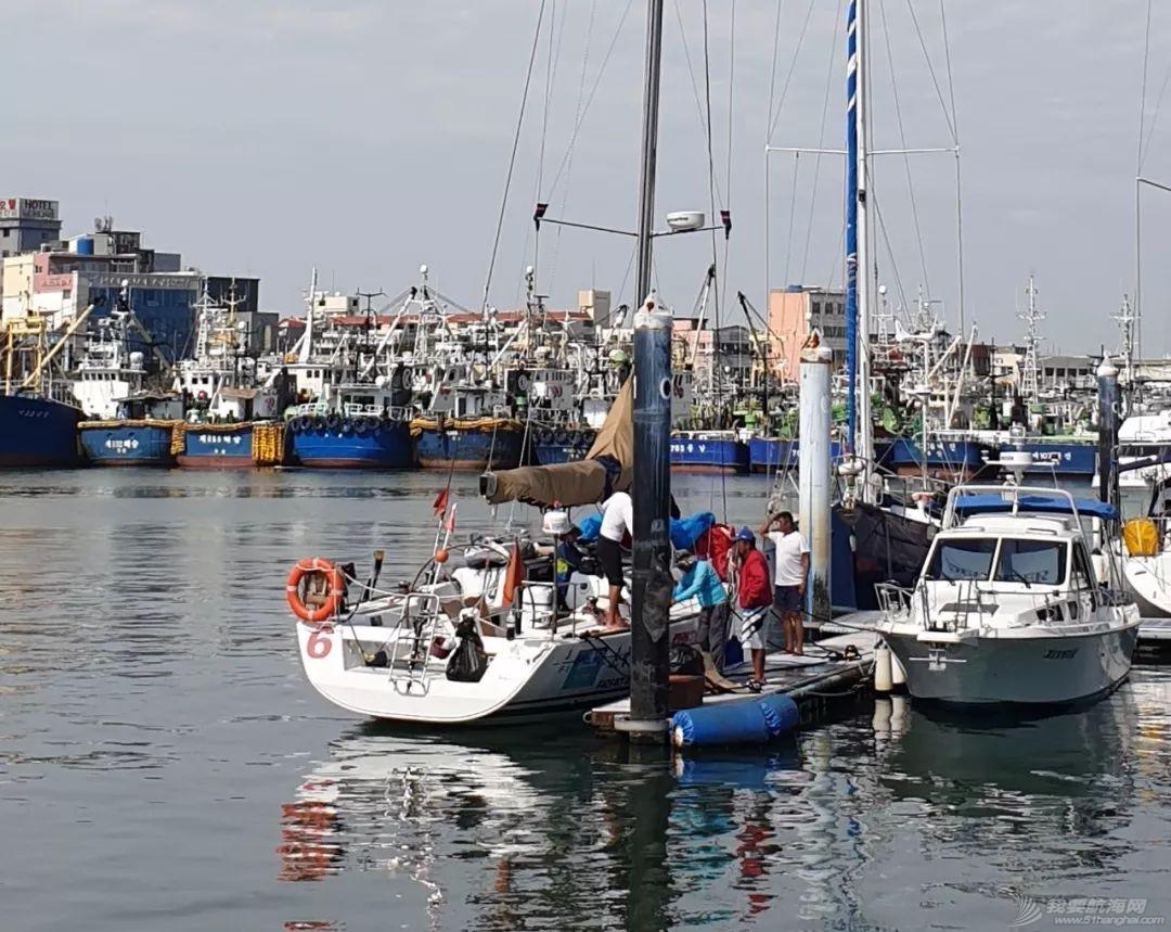 """青岛港""""远东杯""""7支赛队挥别韩国,正机帆并用驶向青岛w5.jpg"""