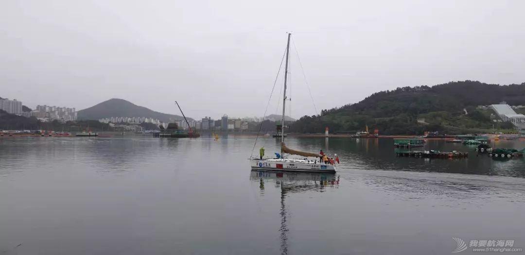 """青岛港""""远东杯""""7支赛队挥别韩国,正机帆并用驶向青岛w2.jpg"""