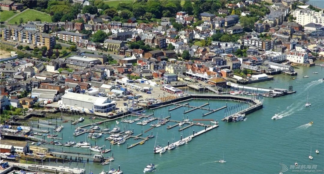 英国游艇码头分布第一篇,航海圣地怀特岛w6.jpg