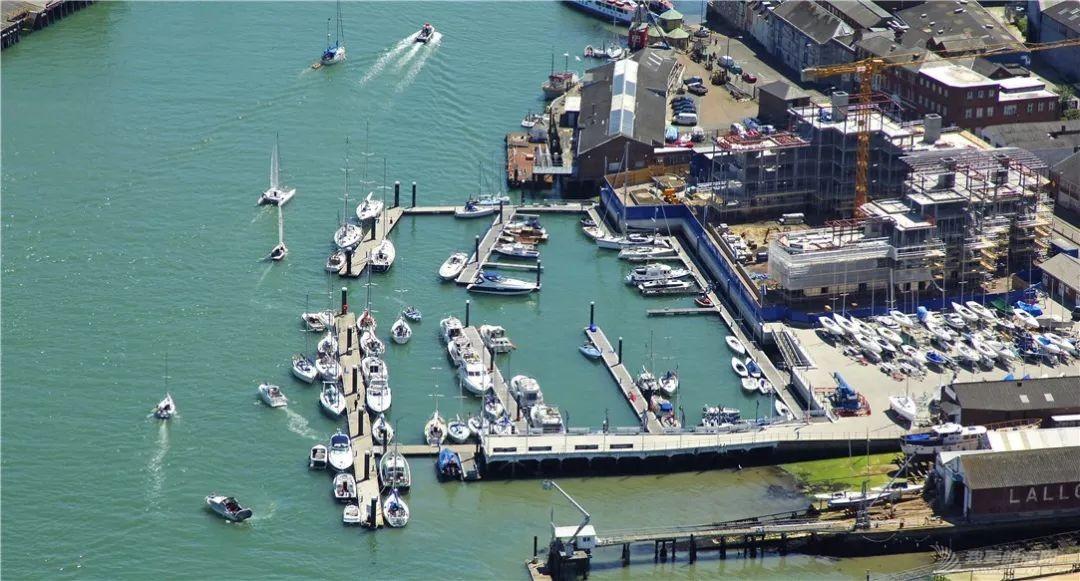 英国游艇码头分布第一篇,航海圣地怀特岛w9.jpg