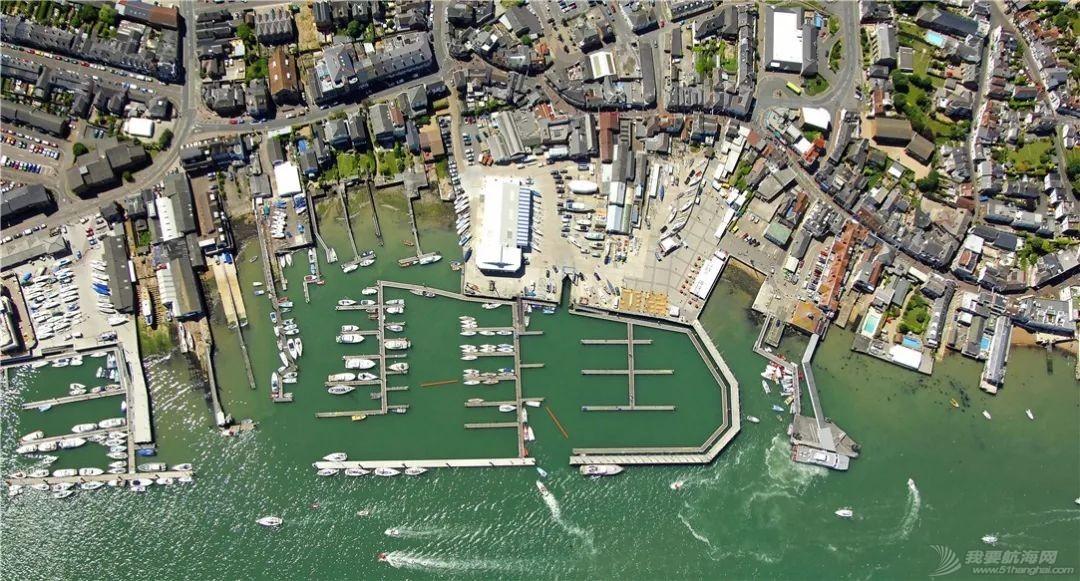 英国游艇码头分布第一篇,航海圣地怀特岛w8.jpg