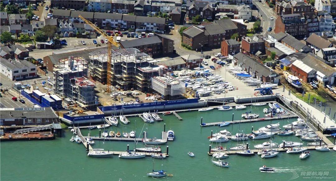 英国游艇码头分布第一篇,航海圣地怀特岛w10.jpg