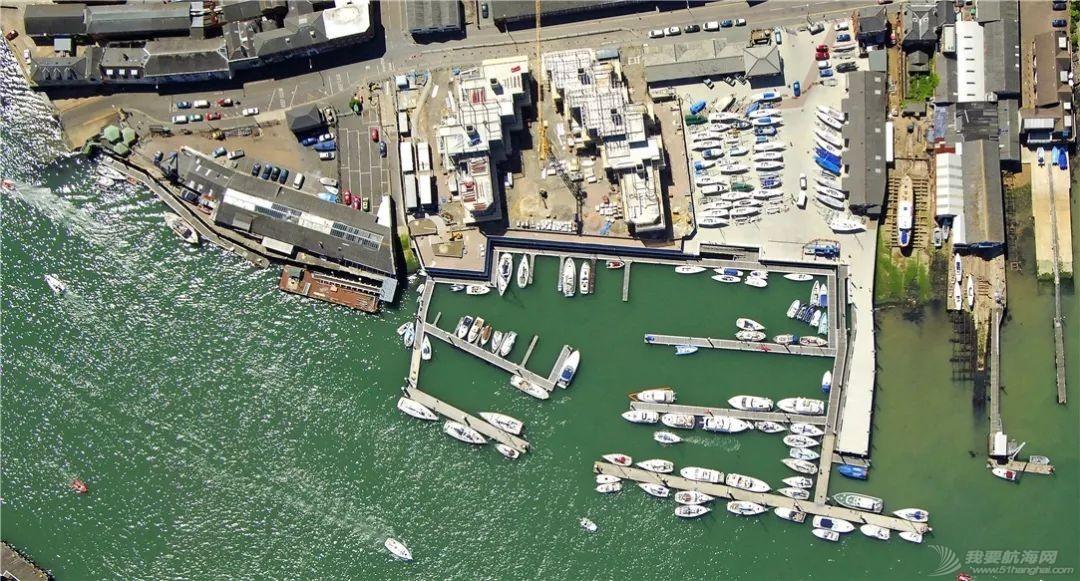 英国游艇码头分布第一篇,航海圣地怀特岛w11.jpg