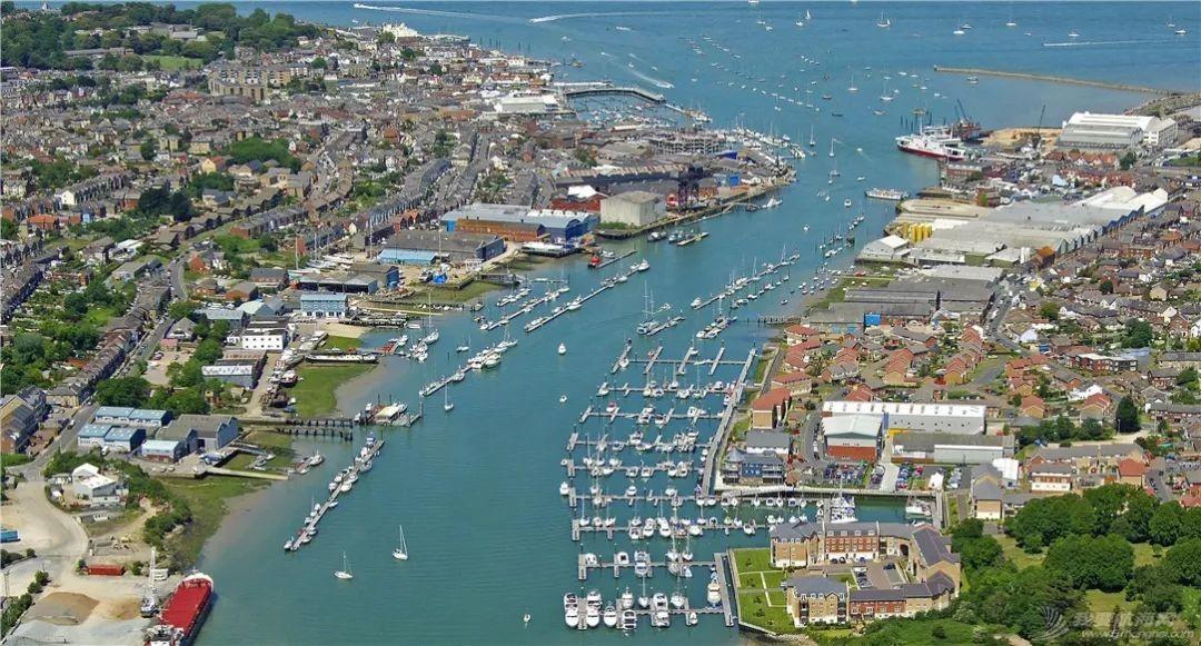 英国游艇码头分布第一篇,航海圣地怀特岛w12.jpg