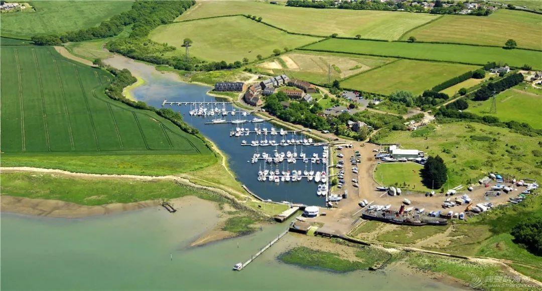 英国游艇码头分布第一篇,航海圣地怀特岛w16.jpg