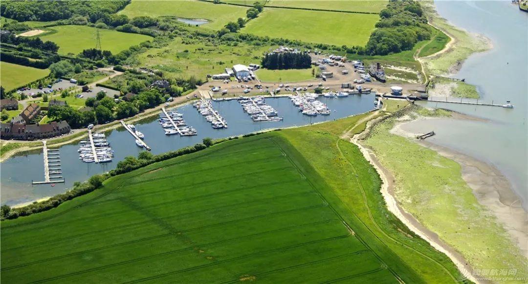 英国游艇码头分布第一篇,航海圣地怀特岛w15.jpg