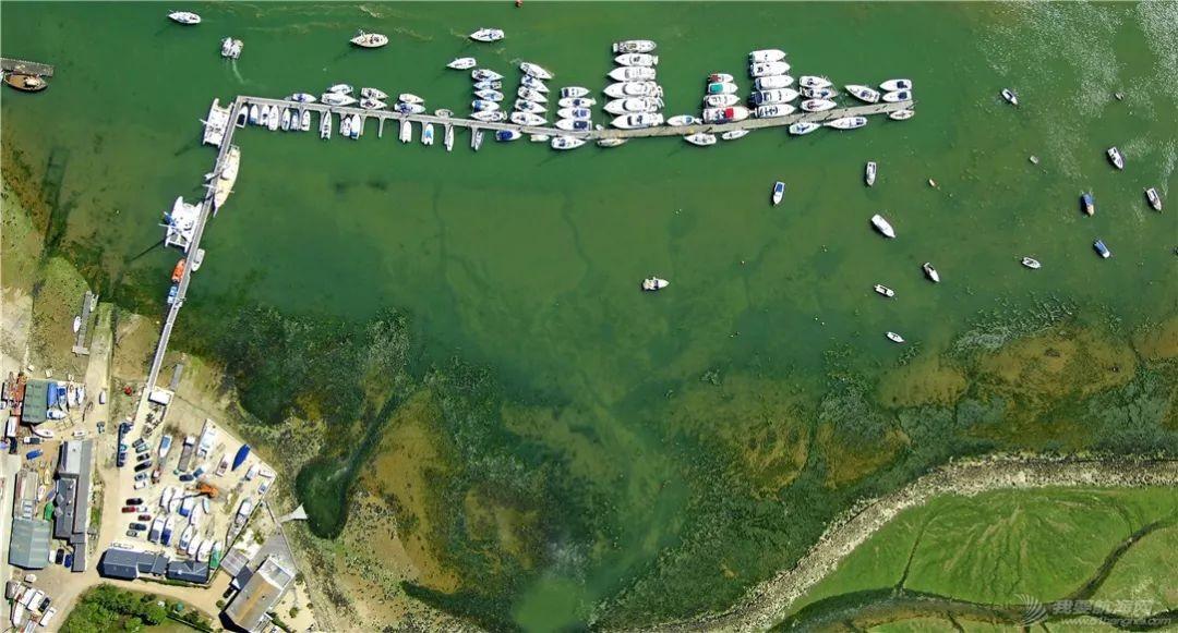 英国游艇码头分布第一篇,航海圣地怀特岛w20.jpg