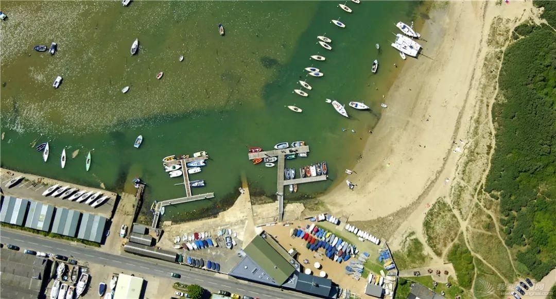 英国游艇码头分布第一篇,航海圣地怀特岛w23.jpg