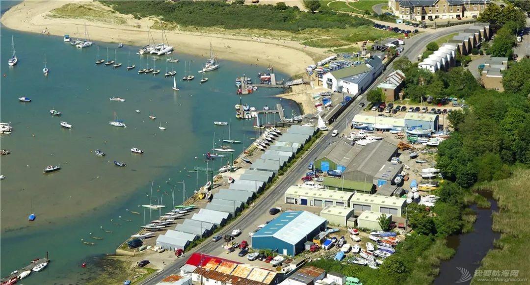 英国游艇码头分布第一篇,航海圣地怀特岛w22.jpg