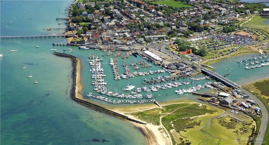 英国游艇码头分布第一篇,航海圣地怀特岛w24.jpg