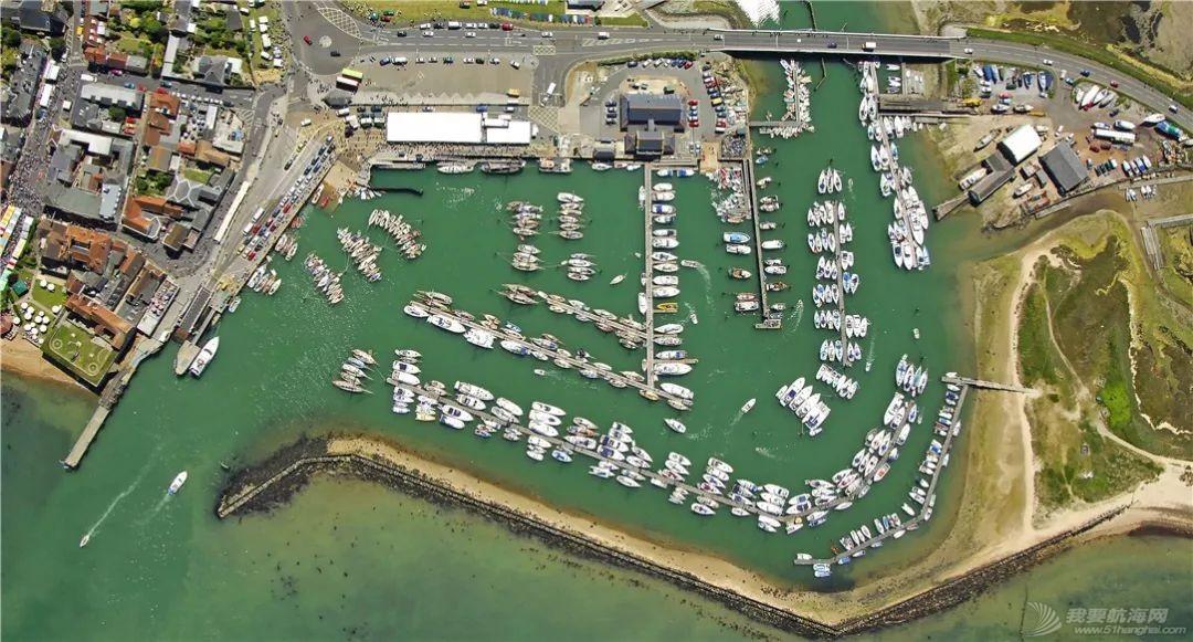 英国游艇码头分布第一篇,航海圣地怀特岛w26.jpg