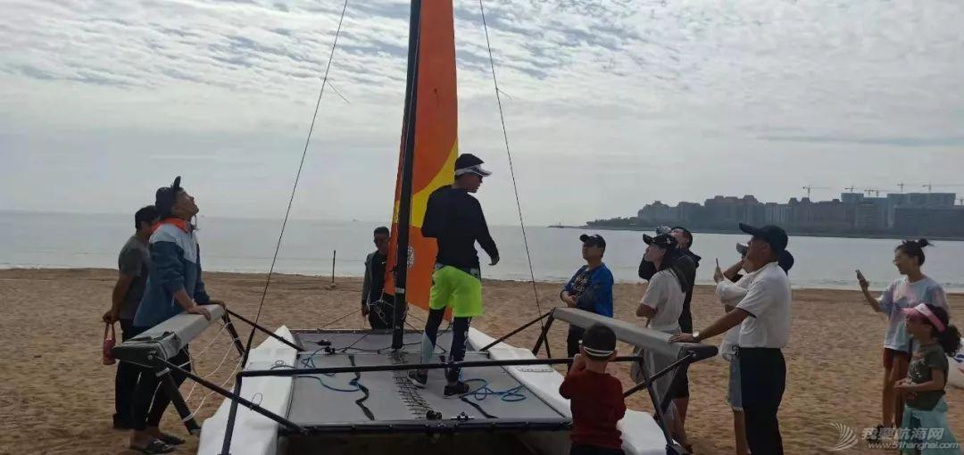 灵山湾畔 格桑花开 2019中国家庭帆船赛青岛站赛前培训迎来特别家庭w2.jpg