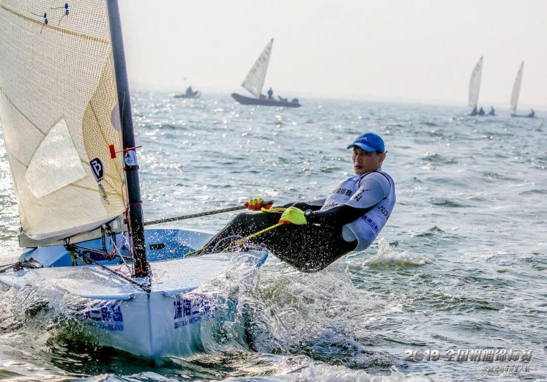 世界帆船最Man级别芬兰人级,中国选手陈贺以赛代练,力求东京奥运新突破w2.jpg