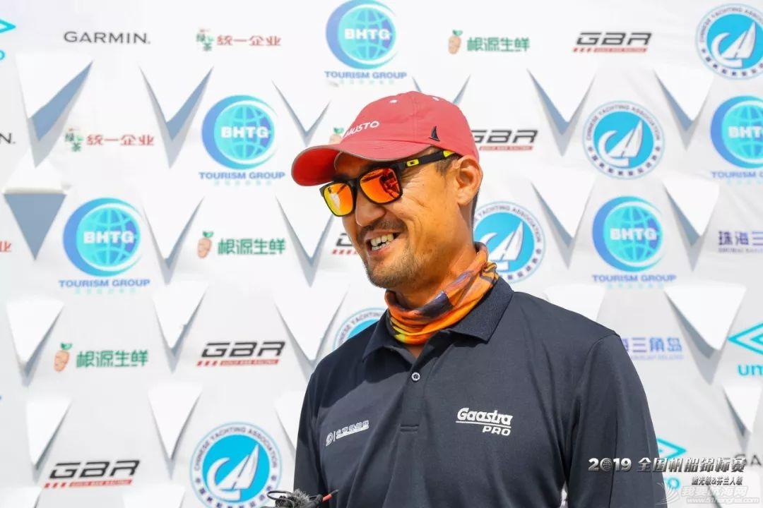 世界帆船最Man级别芬兰人级,中国选手陈贺以赛代练,力求东京奥运新突破w3.jpg