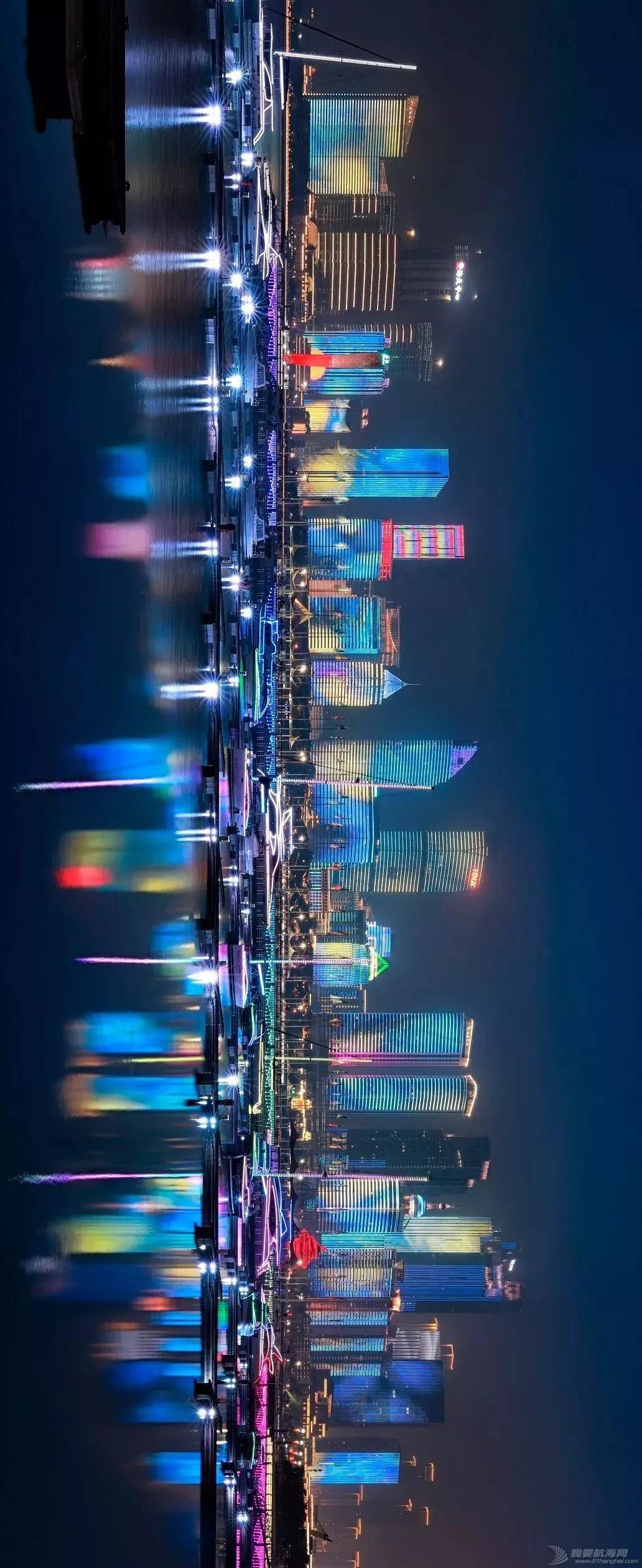 """超燃!青岛奥帆中心、栈桥...全国瞩目,为你""""倾倒""""w5.jpg"""