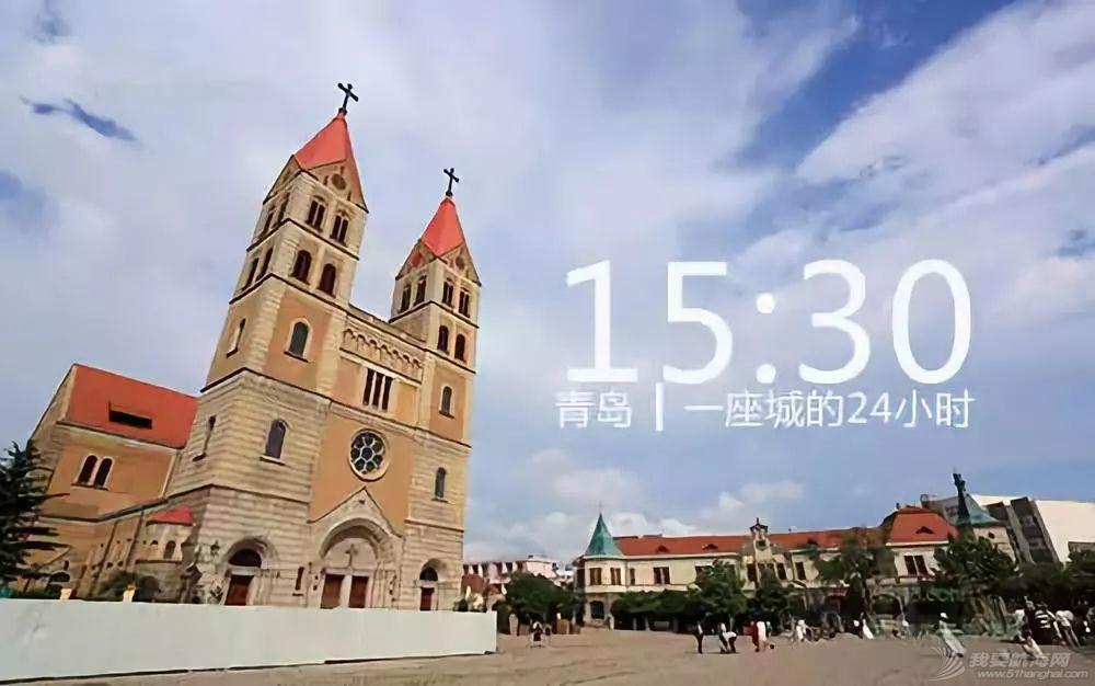 """超燃!青岛奥帆中心、栈桥...全国瞩目,为你""""倾倒""""w32.jpg"""