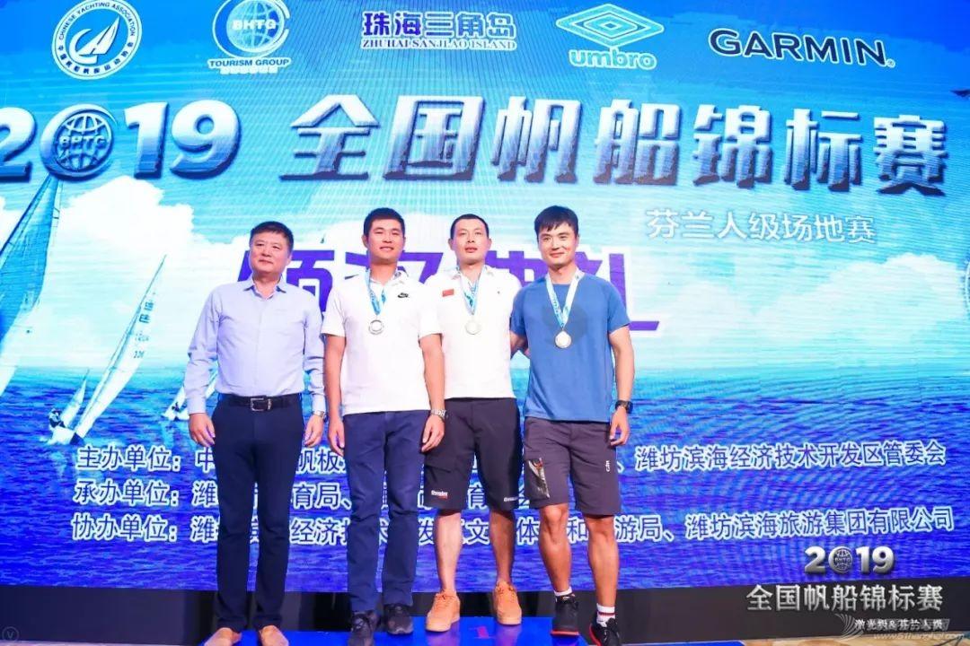 2019全国帆船锦标赛(激光及芬兰人级)潍坊滨海落幕w9.jpg