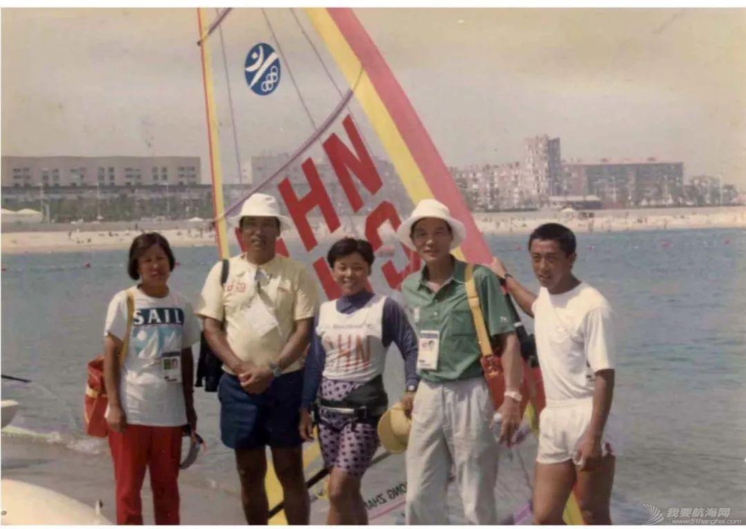 对话王立:中国帆板运动从零起步到迈向世界冠军之路 新中国70华诞特辑②w8.jpg