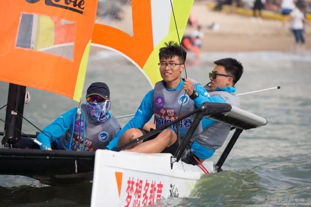 全家共享欢聚一堂,2018中国家庭帆船赛青岛站汇泉湾起航w6.jpg