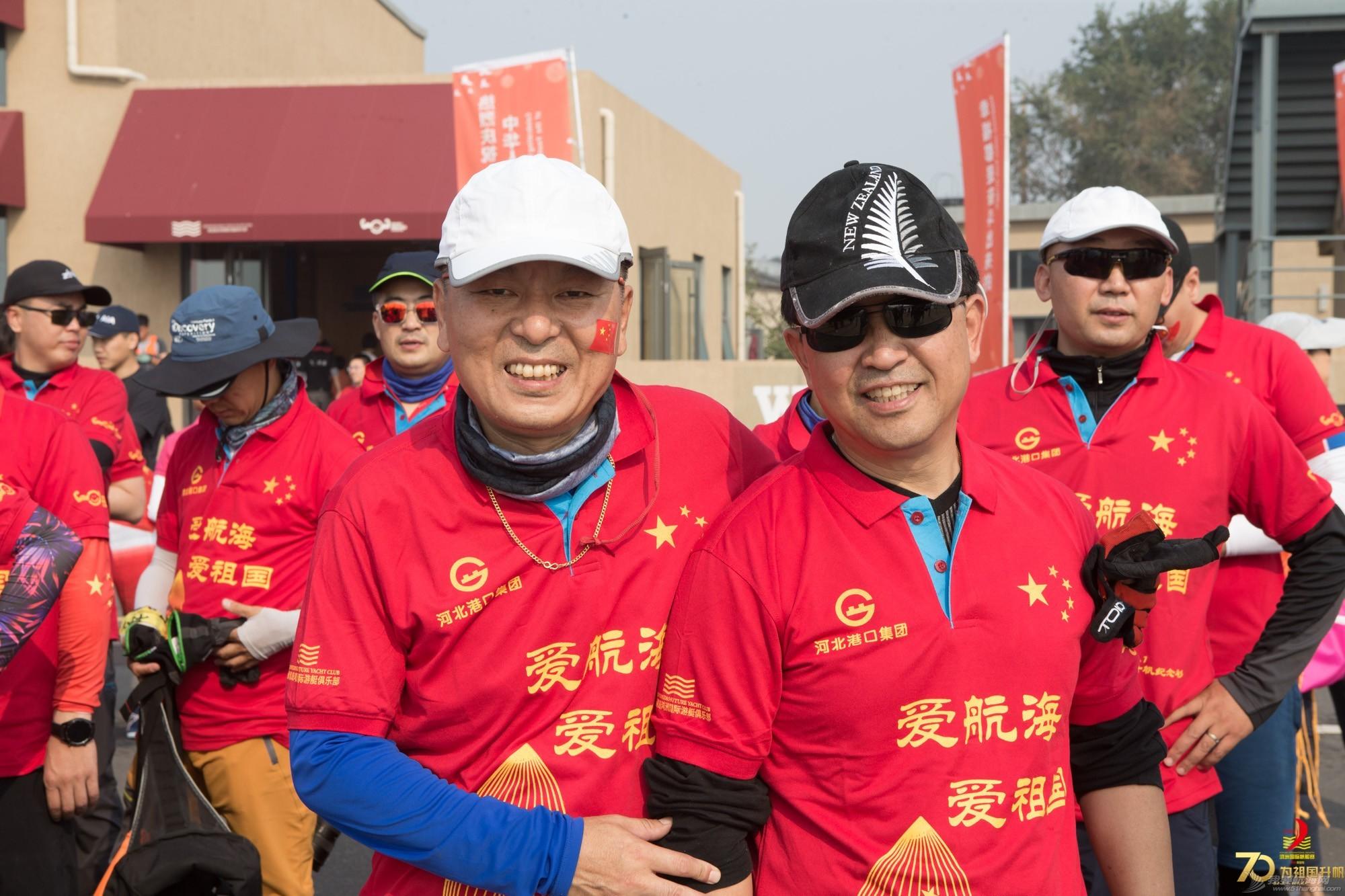 帆船,国旗,我与,图片,祖国 为祖国升帆-水上人喜迎新中国70华诞西港杯鸿洲帆船赛图片贴-我与国旗1  164624wrx2sxan9sem2wx8
