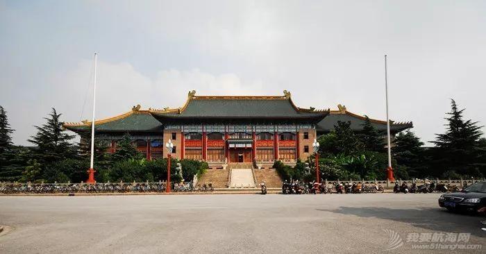 """院校推荐——@中国海洋大学:""""海纳百川,取则行远""""w39.jpg"""