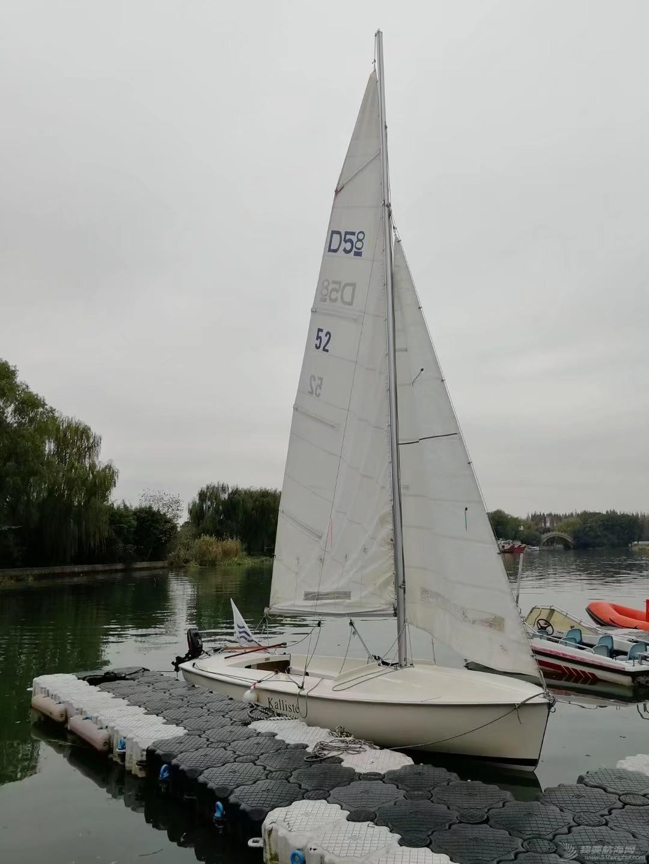 厦门红龙产RED DRAGON 红龙19尺帆船