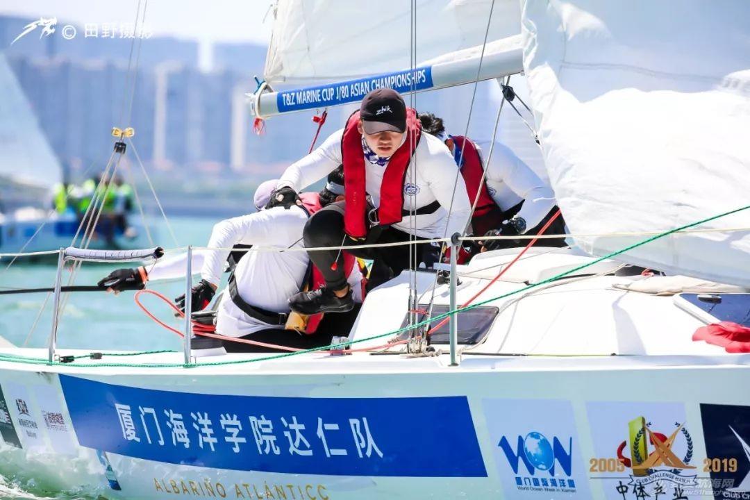 2019中国俱乐部杯帆船挑战赛——风摆下的竞争w6.jpg