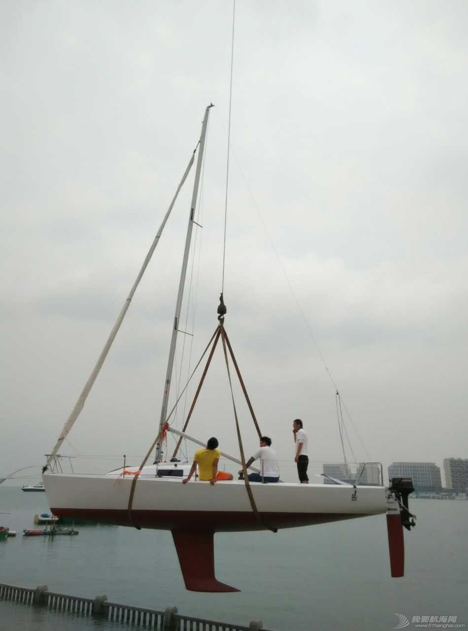 J80 帆船#2