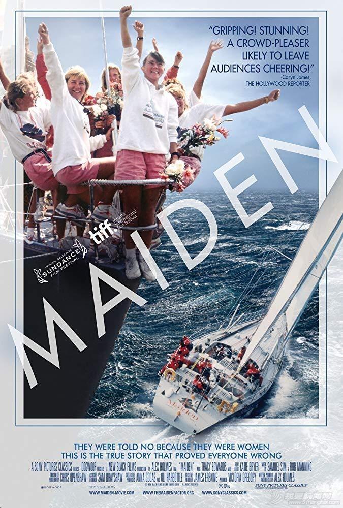帆船少女号 Maiden 【纪录片】