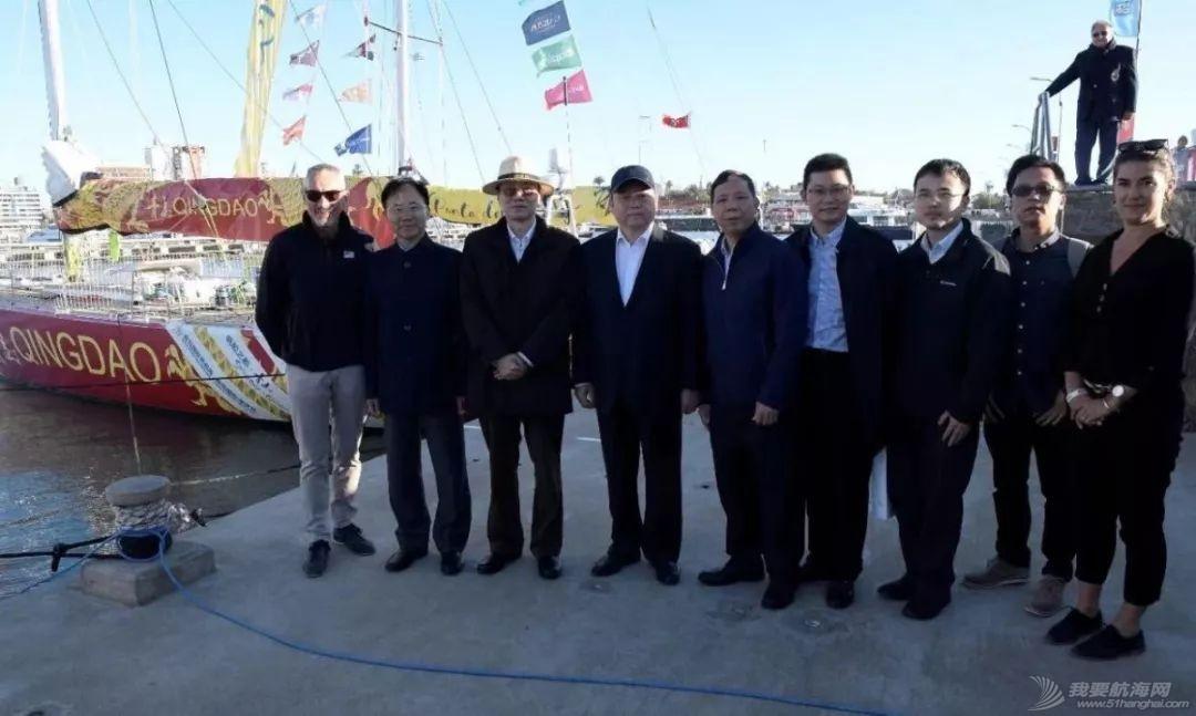 中国驻乌拉圭大使赴埃斯特角停靠站参观克利伯帆船赛w6.jpg