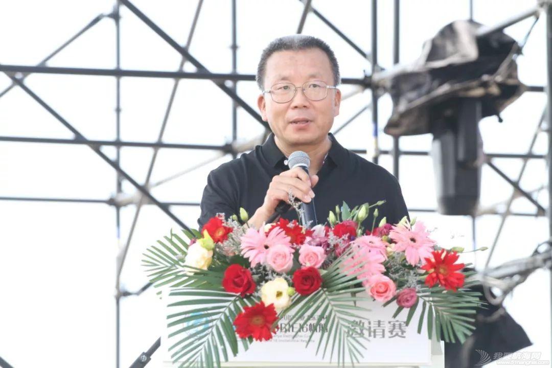 """2019三亚""""大东海杯""""·Hobie16帆船邀请赛开赛w4.jpg"""