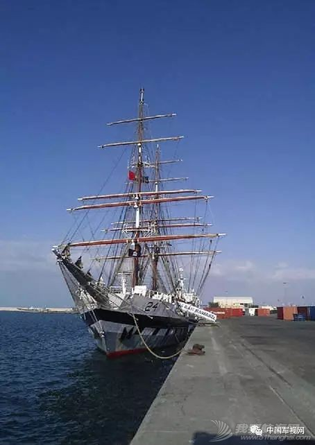 中国海军首座风帆训练舰陆上训练场投入使用w17.jpg