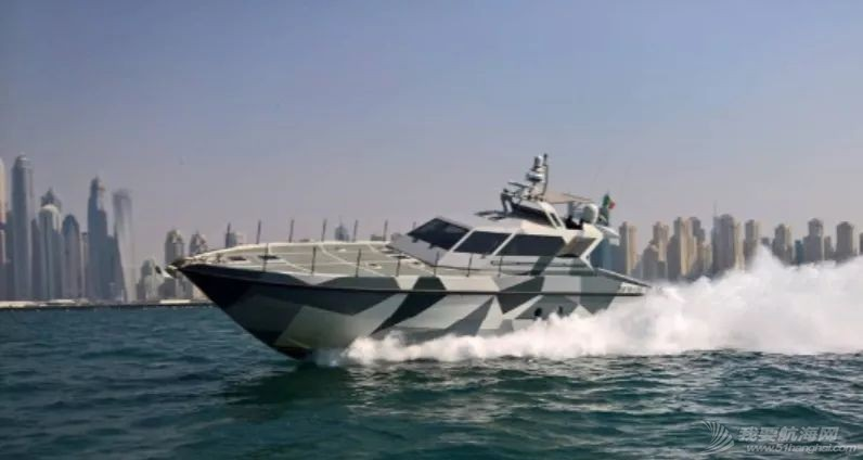 【进博会】法拉帝195型高速巡逻艇配备MAN Enginesw2.jpg
