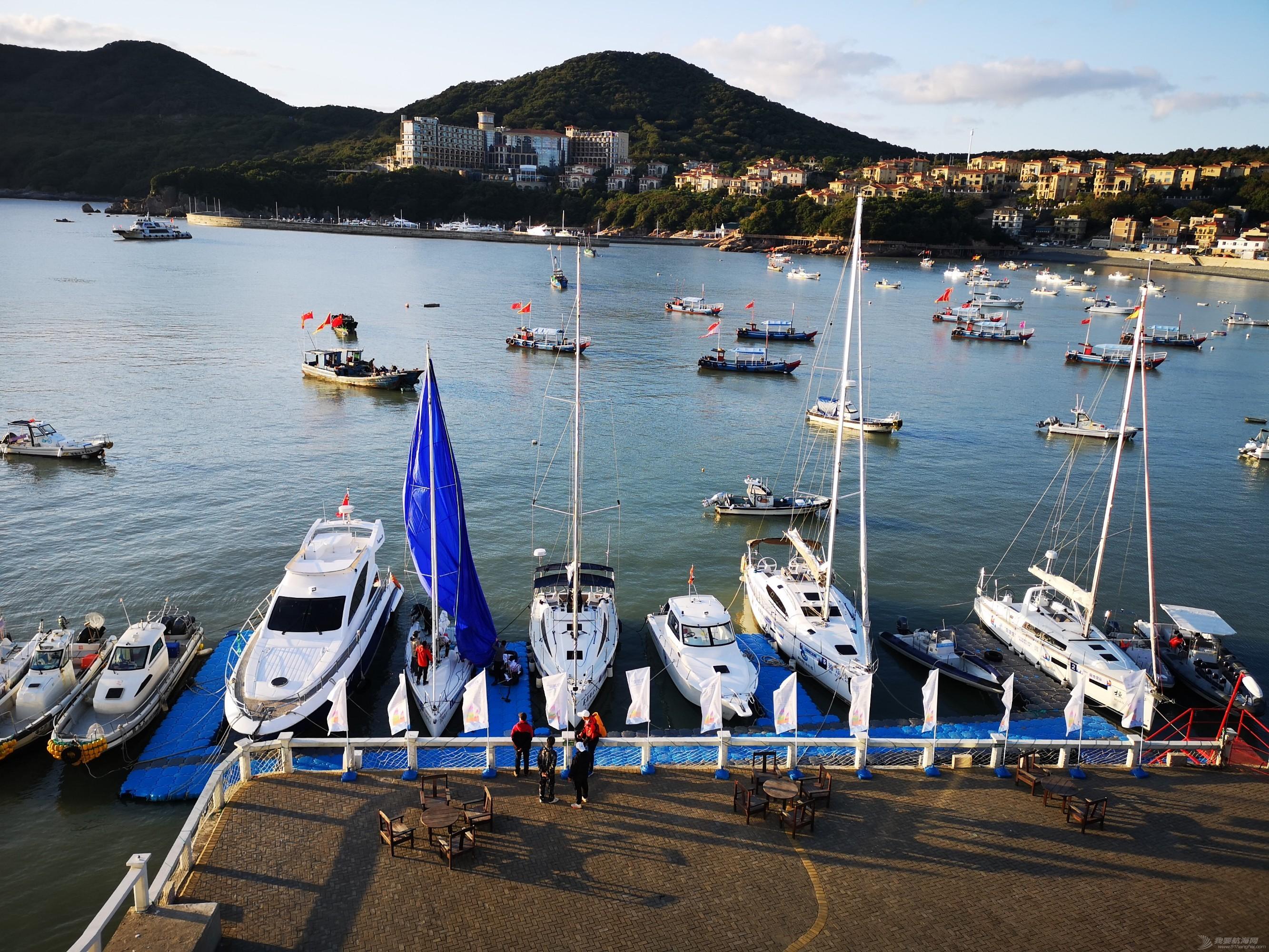 周末度假新方式,舟山大帆船跳岛航海游