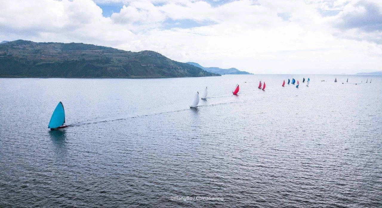 2018国际珐伊28R帆船世界锦标赛之首日战果