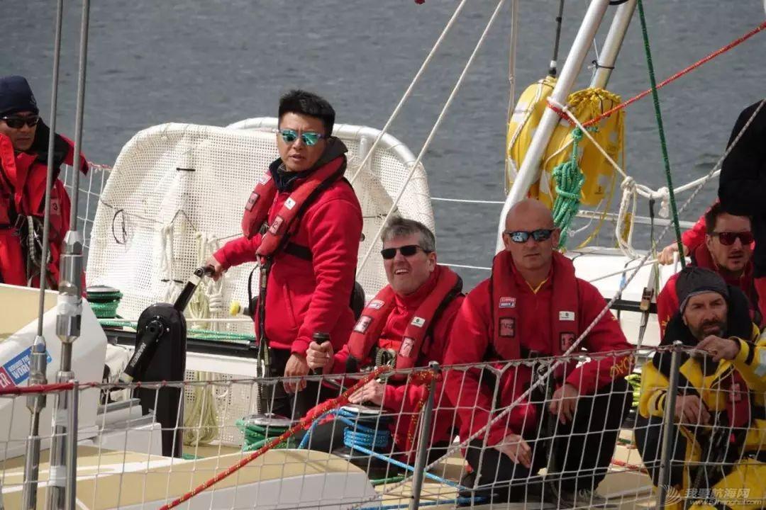 青春力量   103位90后将出征克利伯环球帆船赛新赛季w6.jpg