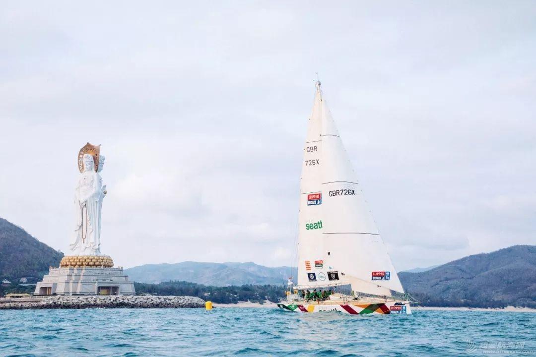 图说|送别克利伯环球帆船赛船队w24.jpg