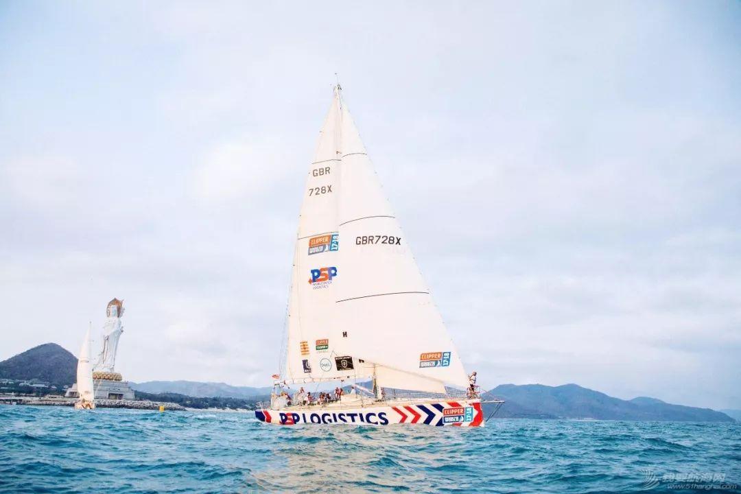 图说|送别克利伯环球帆船赛船队w23.jpg
