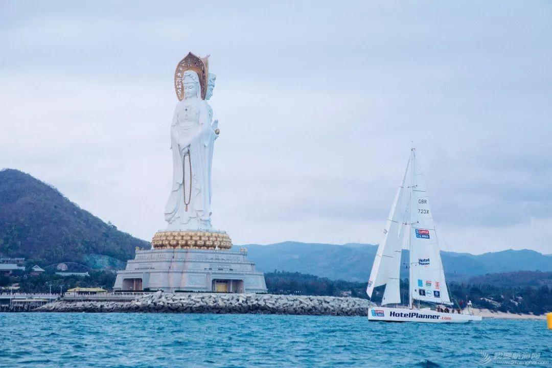 图说|送别克利伯环球帆船赛船队w25.jpg
