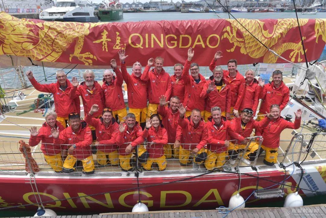 克利伯环球帆船赛开启南大洋赛段,青岛号赛队高居排行榜首位w10.jpg