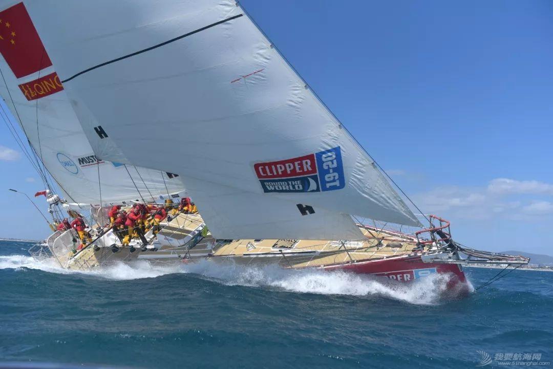 克利伯环球帆船赛开启南大洋赛段,青岛号赛队高居排行榜首位w13.jpg