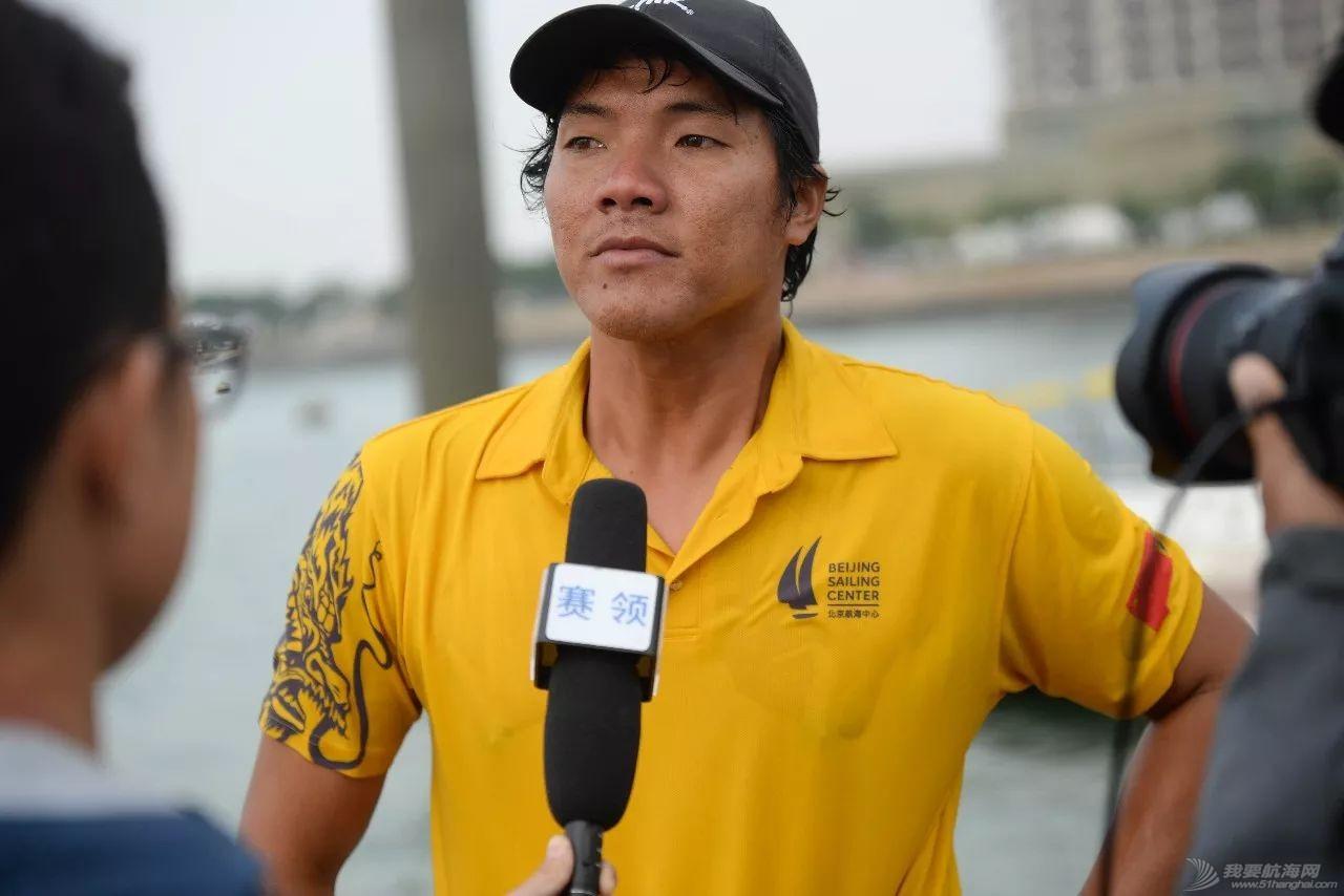 中国帆船界的巅峰对决—王者北航w4.jpg