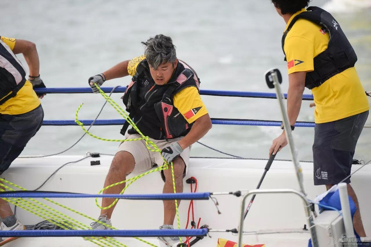 中国帆船界的巅峰对决—王者北航w5.jpg