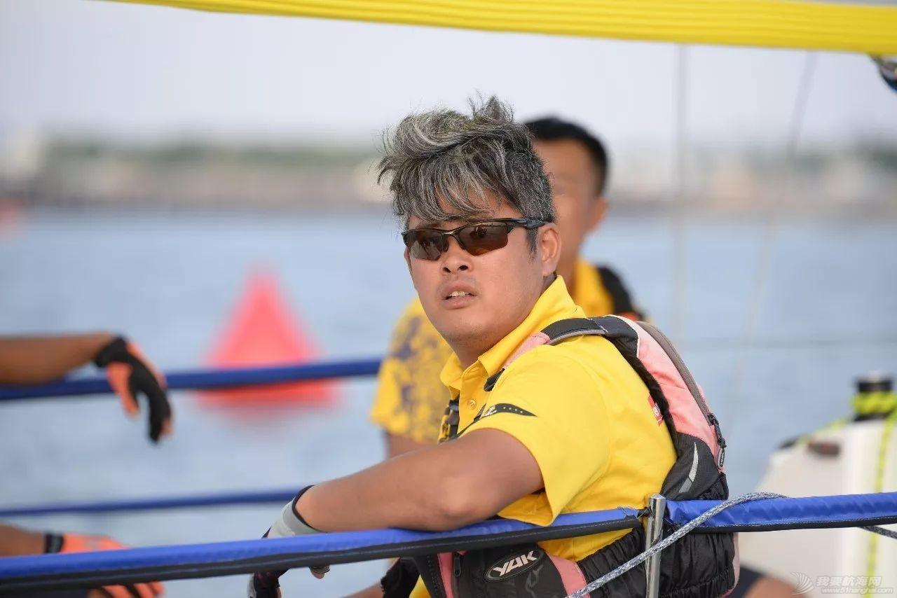 中国帆船界的巅峰对决—王者北航w6.jpg