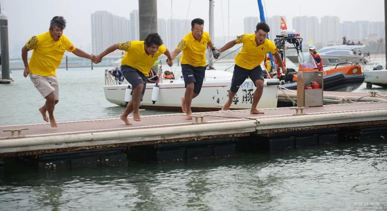 中国帆船界的巅峰对决—王者北航w12.jpg